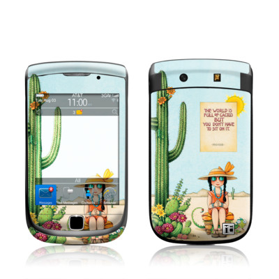 BlackBerry Torch Skin - Cactus