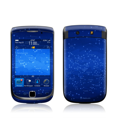 BlackBerry Torch Skin - Constellations