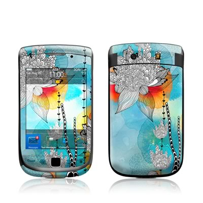 BlackBerry Torch Skin - Coral