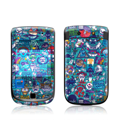 BlackBerry Torch Skin - Cosmic Ray