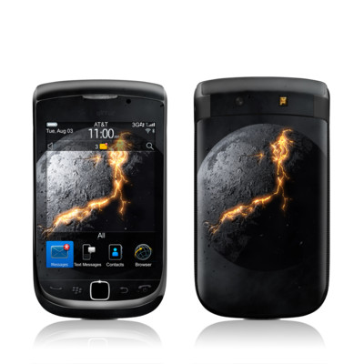 BlackBerry Torch Skin - Crucible