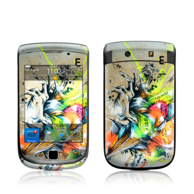 BlackBerry Torch Skin - Dance