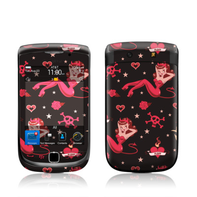 BlackBerry Torch Skin - Devilette
