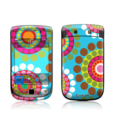 BlackBerry Torch Skin - Dial