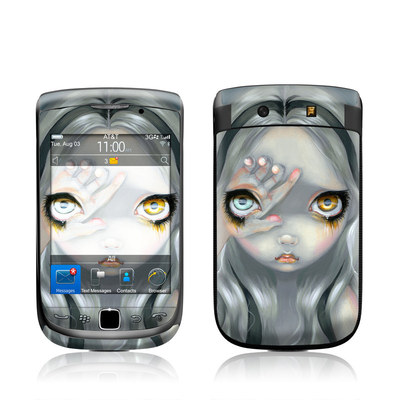 BlackBerry Torch Skin - Divine Hand