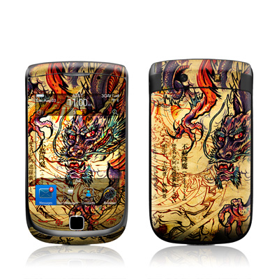 BlackBerry Torch Skin - Dragon Legend