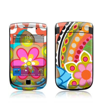 BlackBerry Torch Skin - Fantasia