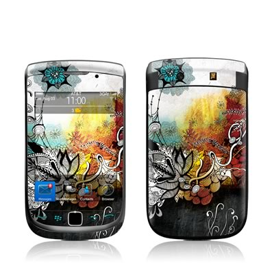 BlackBerry Torch Skin - Frozen Dreams