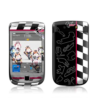 BlackBerry Torch Skin - Finish Line Group