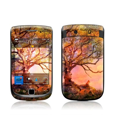 BlackBerry Torch Skin - Fox Sunset