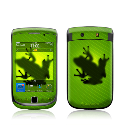 BlackBerry Torch Skin - Frog