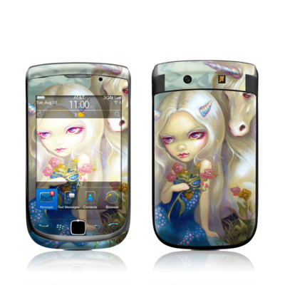 BlackBerry Torch Skin - Fiona Unicorn