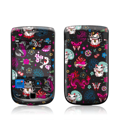 BlackBerry Torch Skin - Geisha Kitty