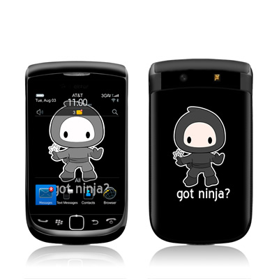 BlackBerry Torch Skin - Got Ninja