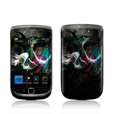 BlackBerry Torch Skin - Graffstract