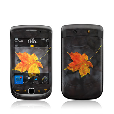 BlackBerry Torch Skin - Haiku