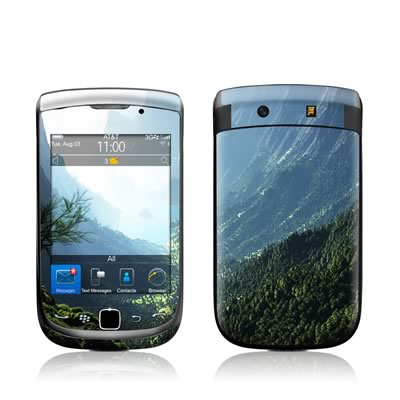 BlackBerry Torch Skin - Highland Spring