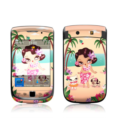 BlackBerry Torch Skin - Hula Lulu