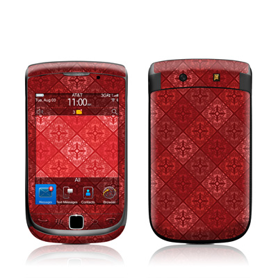 BlackBerry Torch Skin - Humidor