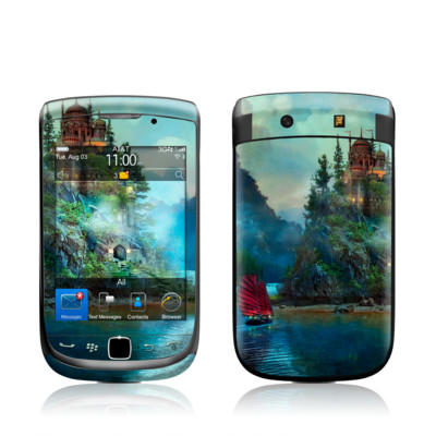 BlackBerry Torch Skin - Journey's End
