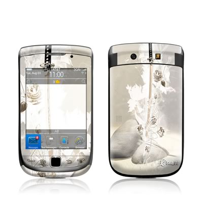 BlackBerry Torch Skin - Katana Gold