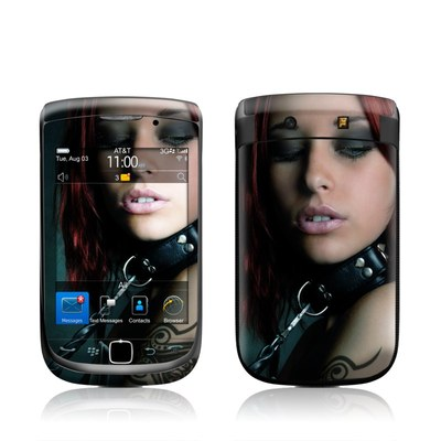 BlackBerry Torch Skin - Leashed