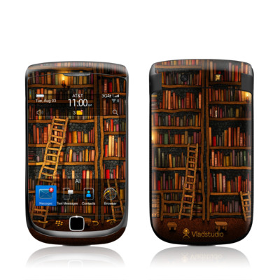 BlackBerry Torch Skin - Library