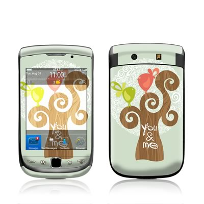 BlackBerry Torch Skin - Two Little Birds