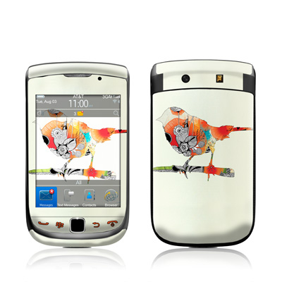 BlackBerry Torch Skin - Little Bird