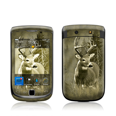 BlackBerry Torch Skin - Lone Buck