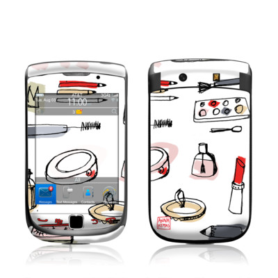 BlackBerry Torch Skin - Makeup