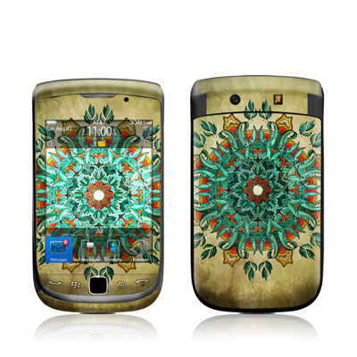 BlackBerry Torch Skin - Mandela