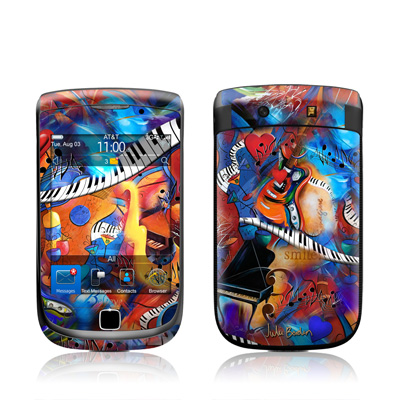 BlackBerry Torch Skin - Music Madness