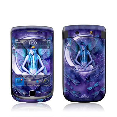 BlackBerry Torch Skin - Moon Fairy