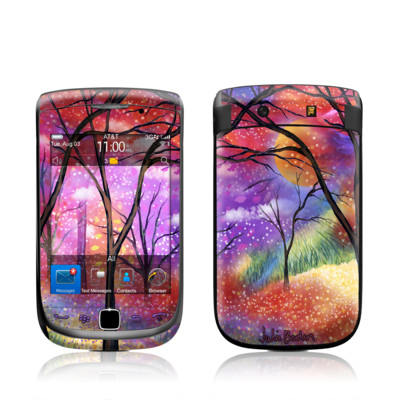 BlackBerry Torch Skin - Moon Meadow