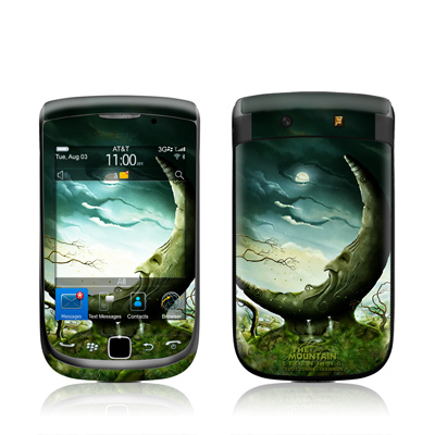 BlackBerry Torch Skin - Moon Stone