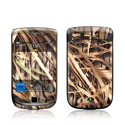 BlackBerry Torch Skin - Shadow Grass
