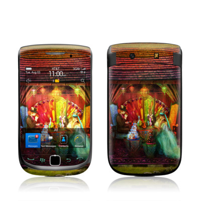 BlackBerry Torch Skin - A Mad Tea Party
