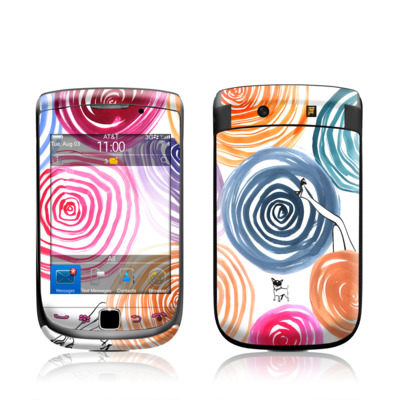 BlackBerry Torch Skin - New Circle