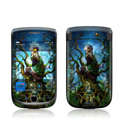 BlackBerry Torch Skin - Nightshade Fairy