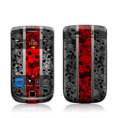 BlackBerry Torch Skin - Nunzio