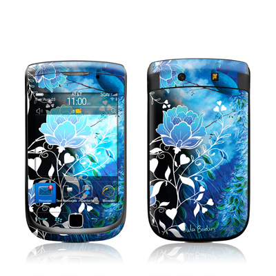 BlackBerry Torch Skin - Peacock Sky