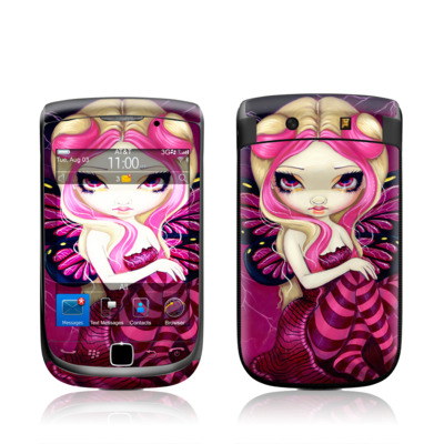 BlackBerry Torch Skin - Pink Lightning