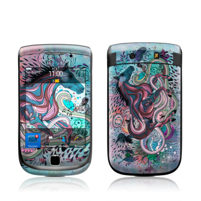 BlackBerry Torch Skin - Poetry in Motion