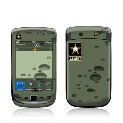 BlackBerry Torch Skin - Pull The Lanyard