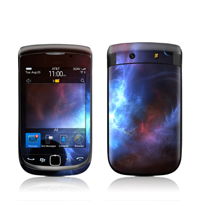 BlackBerry Torch Skin - Pulsar