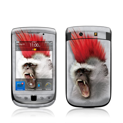 BlackBerry Torch Skin - Punky