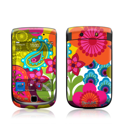 BlackBerry Torch Skin - Raj