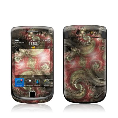 BlackBerry Torch Skin - Reaching Out