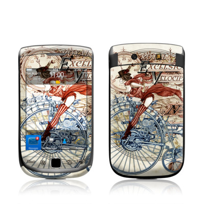 BlackBerry Torch Skin - Royal Excelsior